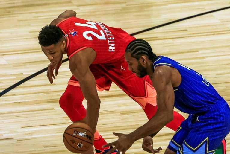 All Star Game: LIVE η συμμετοχή του Γιάννη Αντετοκούνμπο στο «πάρτι» του NBA