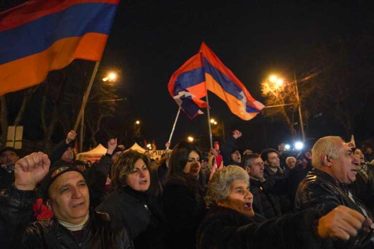 Αρμενία: «Ζαλισμένη» από την ήττα στο Ναγκόρνο Καραμπάχ και την πολιτική αστάθεια, αποχωρεί από την Eurovision