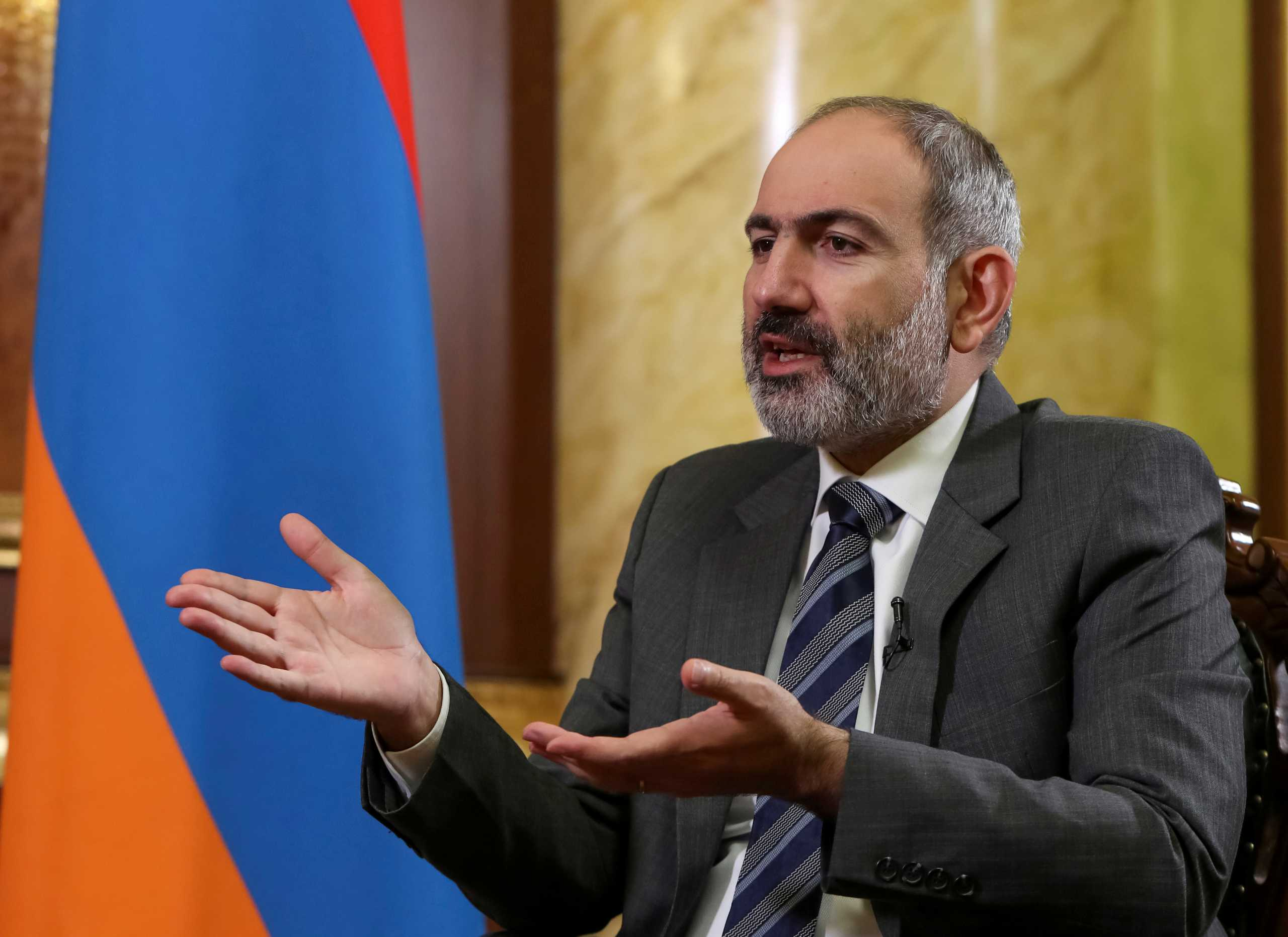 Αρμενία: Ο πρωθυπουργός ανακοίνωσε πρόωρες βουλευτικές εκλογές στις 20 Ιουνίου