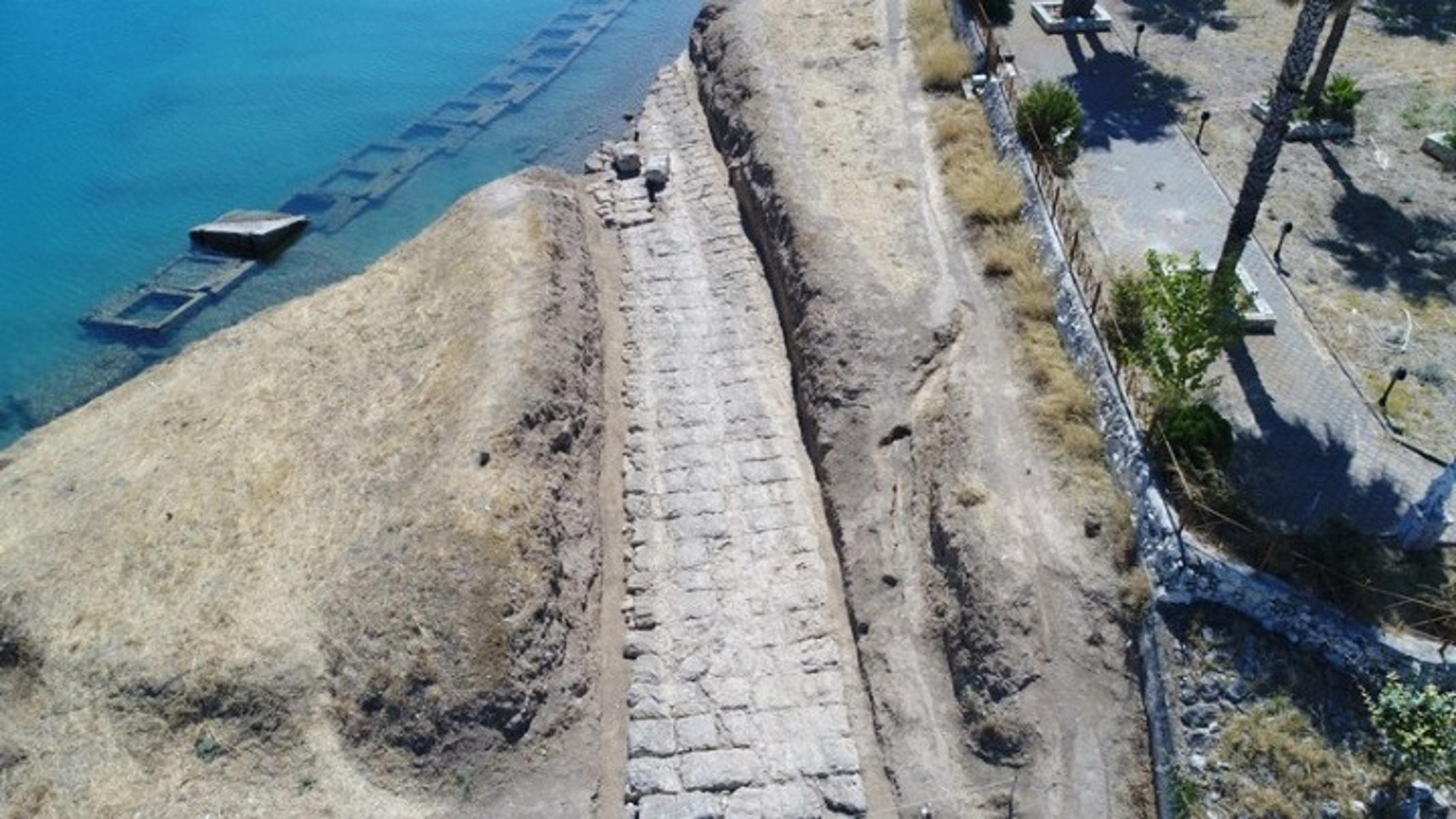 Αρχαίος Δίολκος: «Ζωντανεύει» ένα από τα μεγαλύτερα επιτεύγματα της αρχαιότητας