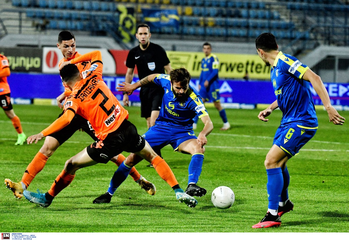 Superleague: Ο ΠΑΣ Γιάννινα «έσπασε» τον Αστέρα Τρίπολης, μεγάλη νίκη για Απόλλωνα Σμύρνης