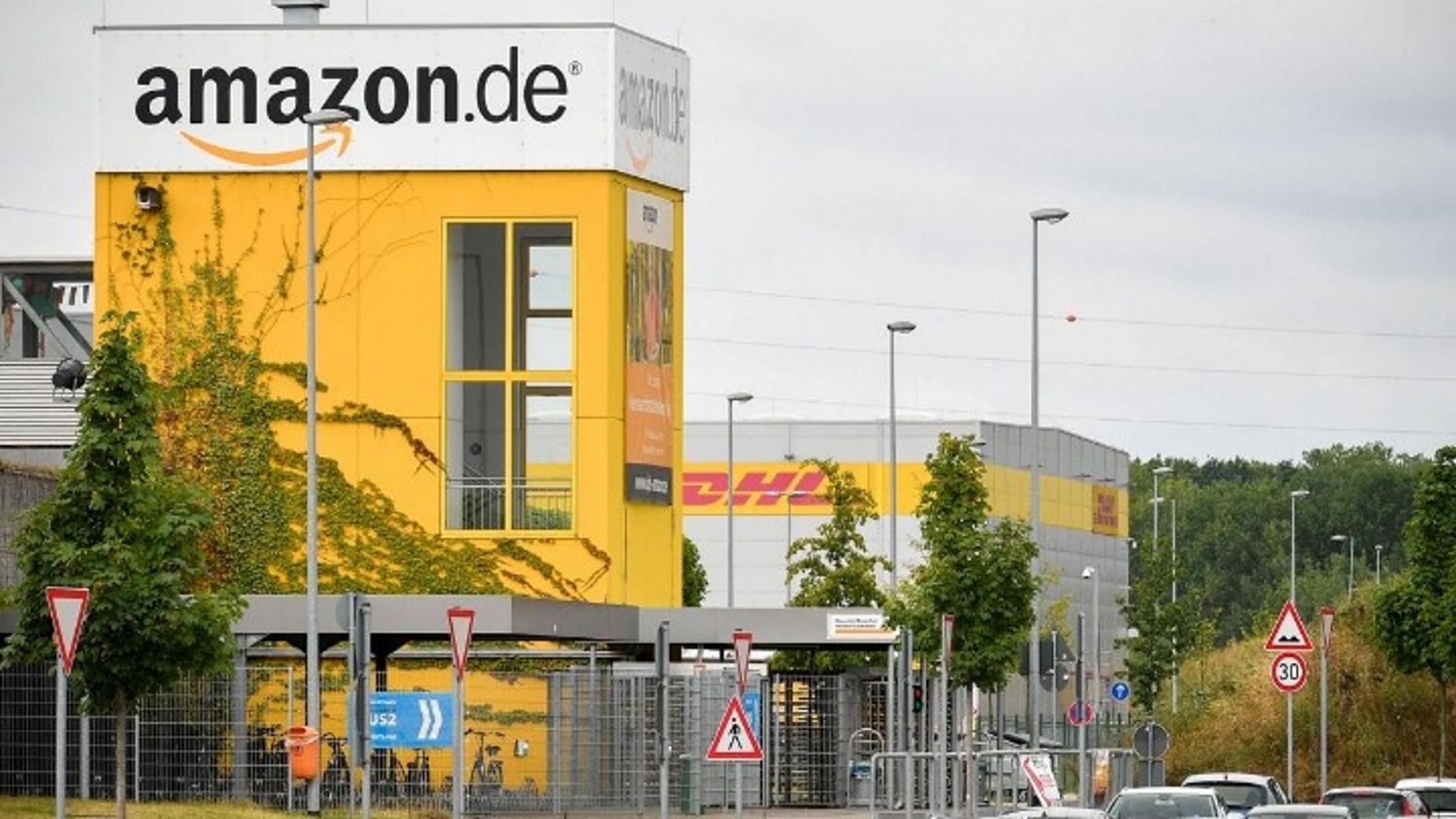 Amazon – Γερμανία: Τετραήμερη απεργία χιλιάδων υπαλλήλων για τις συνθήκες εργασίας