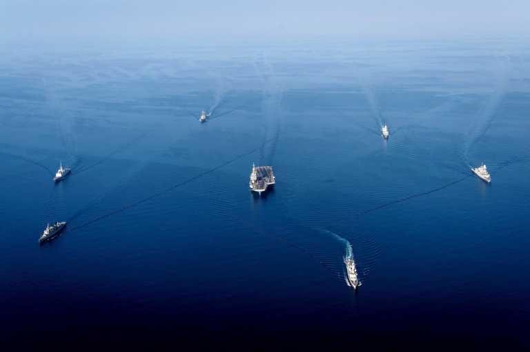 Η αμυντική διπλωματία των ελληνικών Ενόπλων Δυνάμεων (pics)