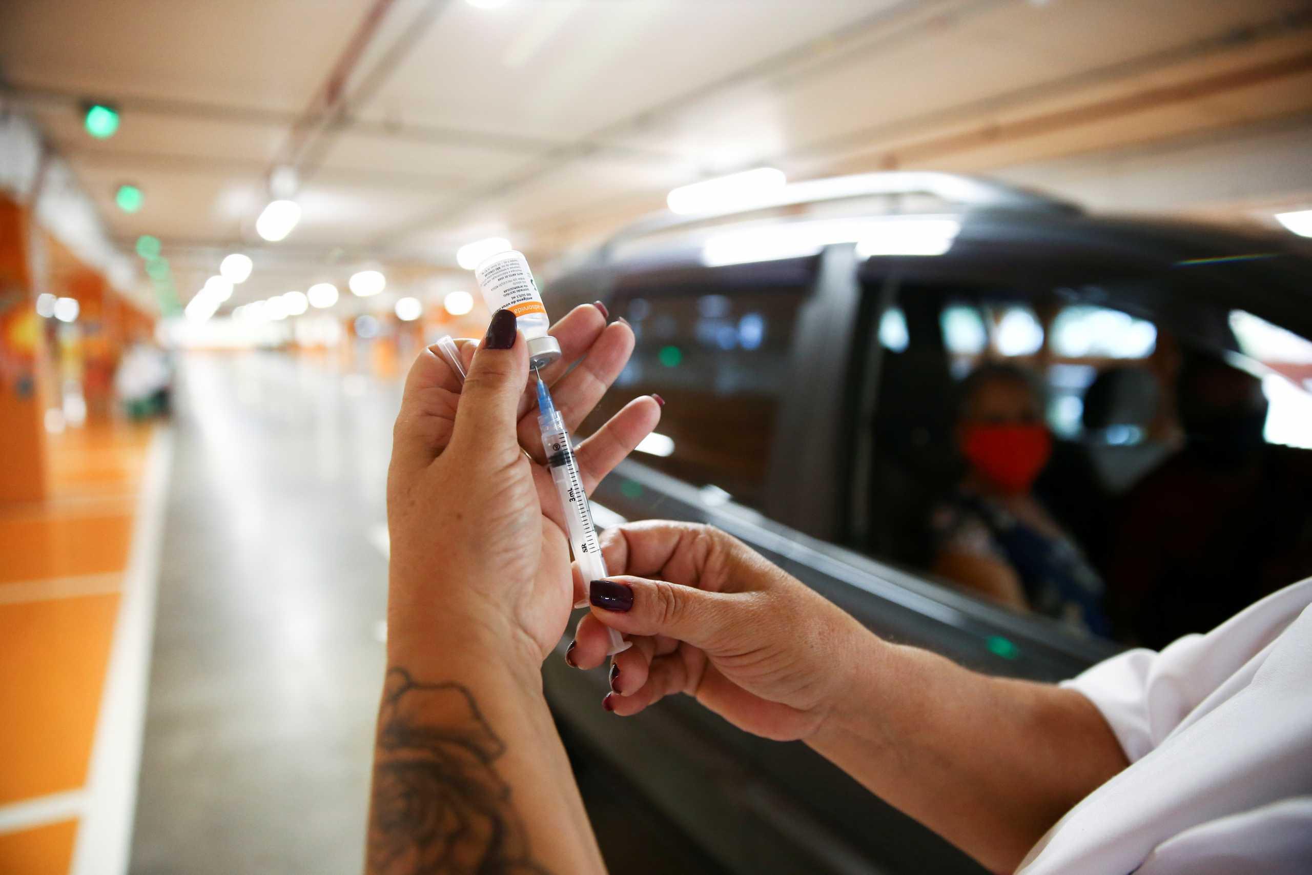 Βραζιλία: Συζητά να πάρει εμβόλια που περισσεύουν από τις ΗΠΑ