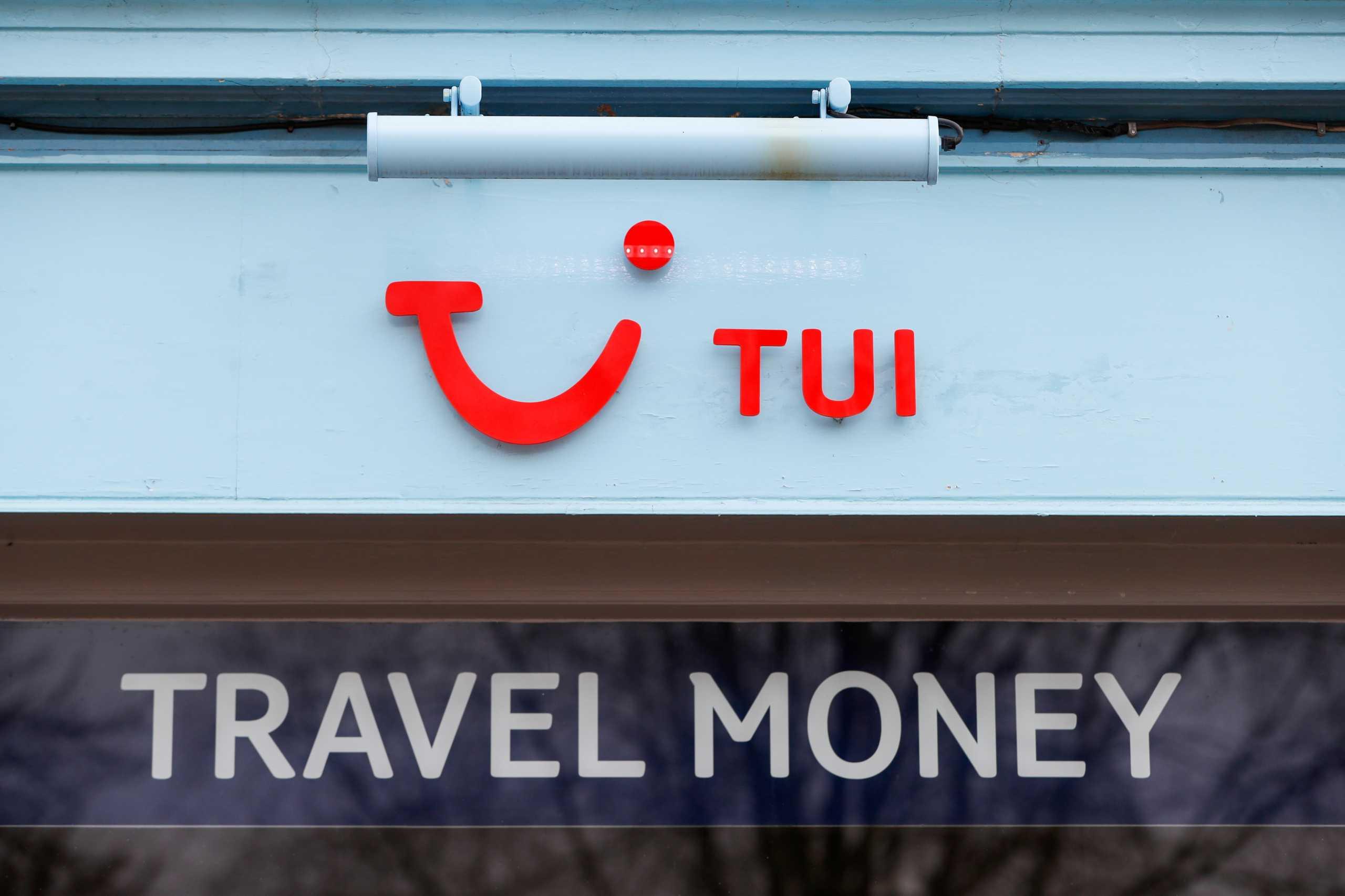 TUI: Οι κρατήσεις έχουν φθάσει στο 60% της προ κρίσης εποχής