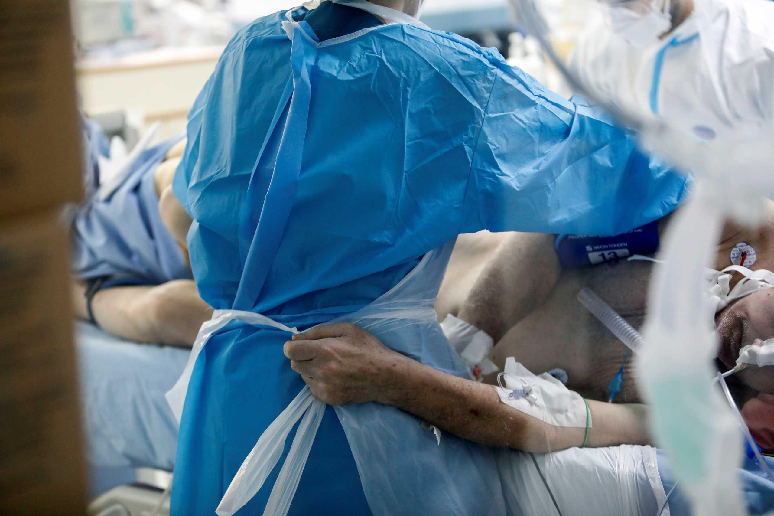 Γιατρός από το Λαϊκό: Δεν έχουμε γίνει Μπέργκαμο, αλλά προς τα εκεί οδεύουμε (vid)
