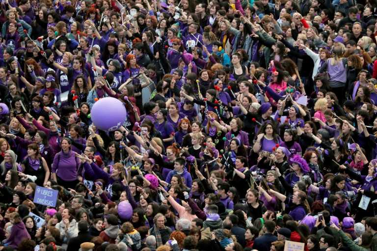 Ισπανία: Το πάθημα, μάθημα – Απαγορεύονται φέτος οι διαδηλώσεις για την Ημέρα της Γυναίκας στη Μαδρίτη