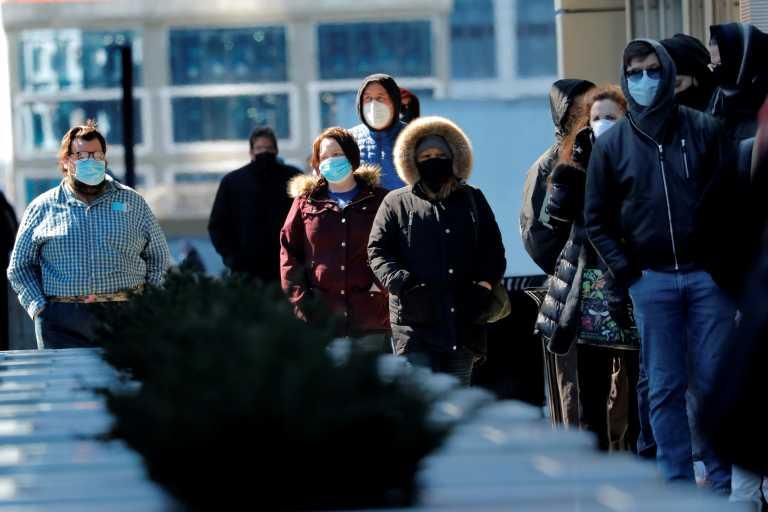Τέξας: Τέλος στην υποχρεωτική μάσκα – Ανοίγει η οικονομία στο 100%