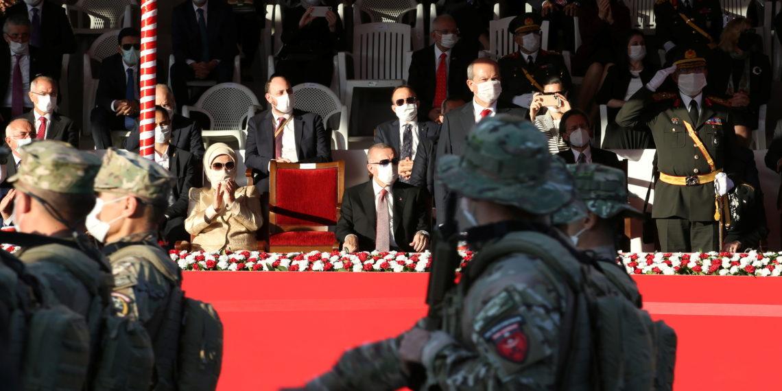 Άρθρο «κόλαφος» για Τουρκία προτείνει κυρώσεις και εμπάργκο όπλων από τον ΟΗΕ για τα Κατεχόμενα