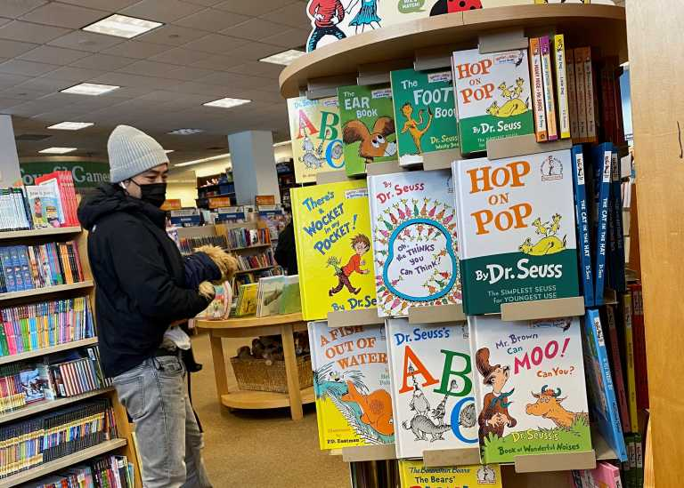 «Στοπ» σε έξι βιβλία του Dr. Seuss λόγω ρατσιστικών εικόνων