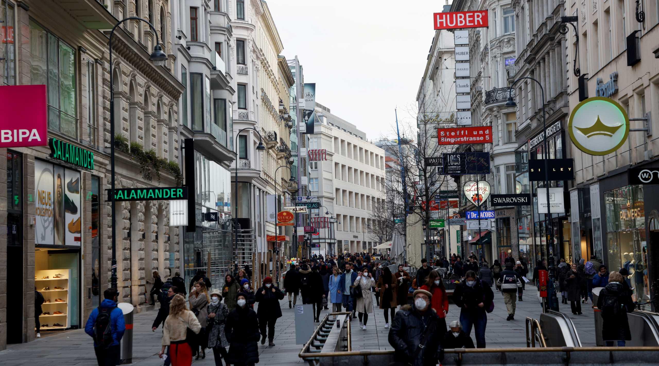 Αυστρία – κορονοϊός: Αγγίζουν τους 10.000 οι νεκροί από την αρχή της πανδημίας