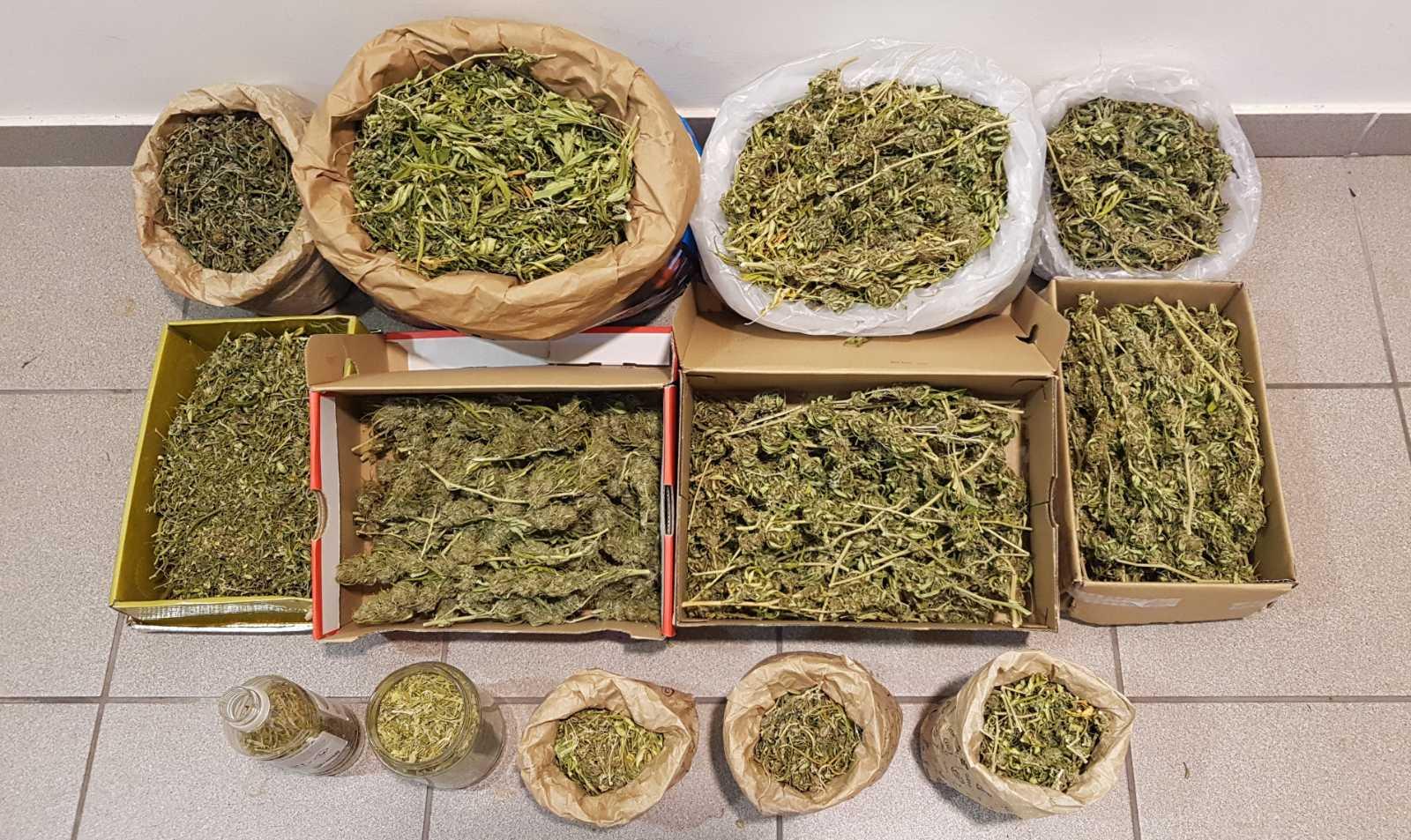 Μεγάλη επιχείρηση για κύκλωμα ναρκωτικών με «πλοκάμια» από την Κρήτη μέχρι τις Σέρρες