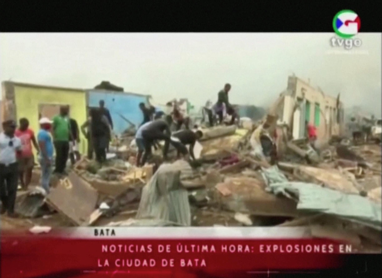 Ασύλληπτη τραγωδία με 15 νεκρούς και 500 τραυματίες στην Ισημερινή Γουινέα