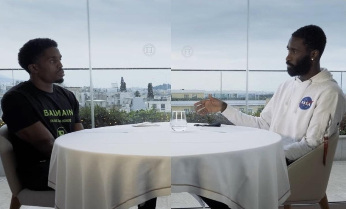 ΜακΚίσικ και Σαντ-Ρος μιλούν για τον ρατσισμό και συγκλονίζουν (video)