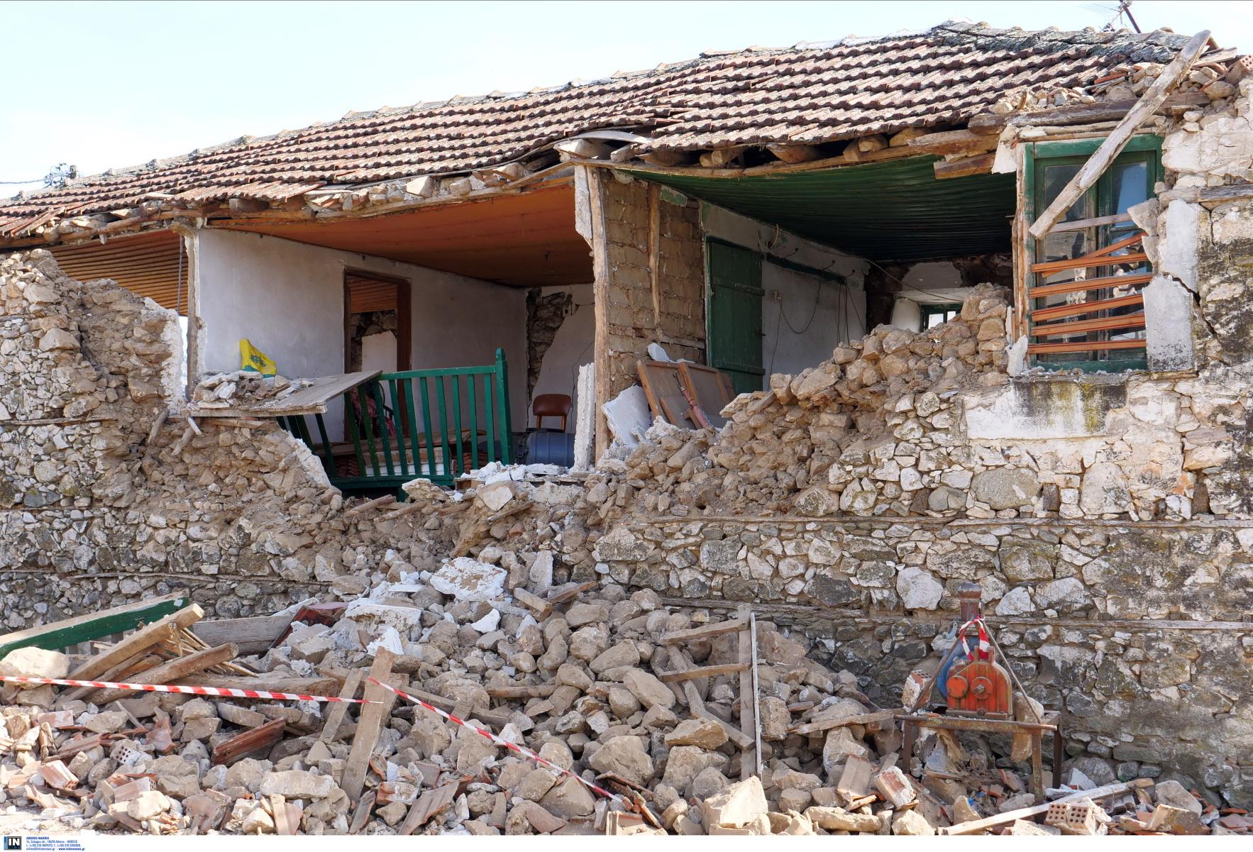 Σεισμός στην Ελασσόνα: Όταν η γη «έτρεμε» συνέχεια – Πάνω από 400 δονήσεις