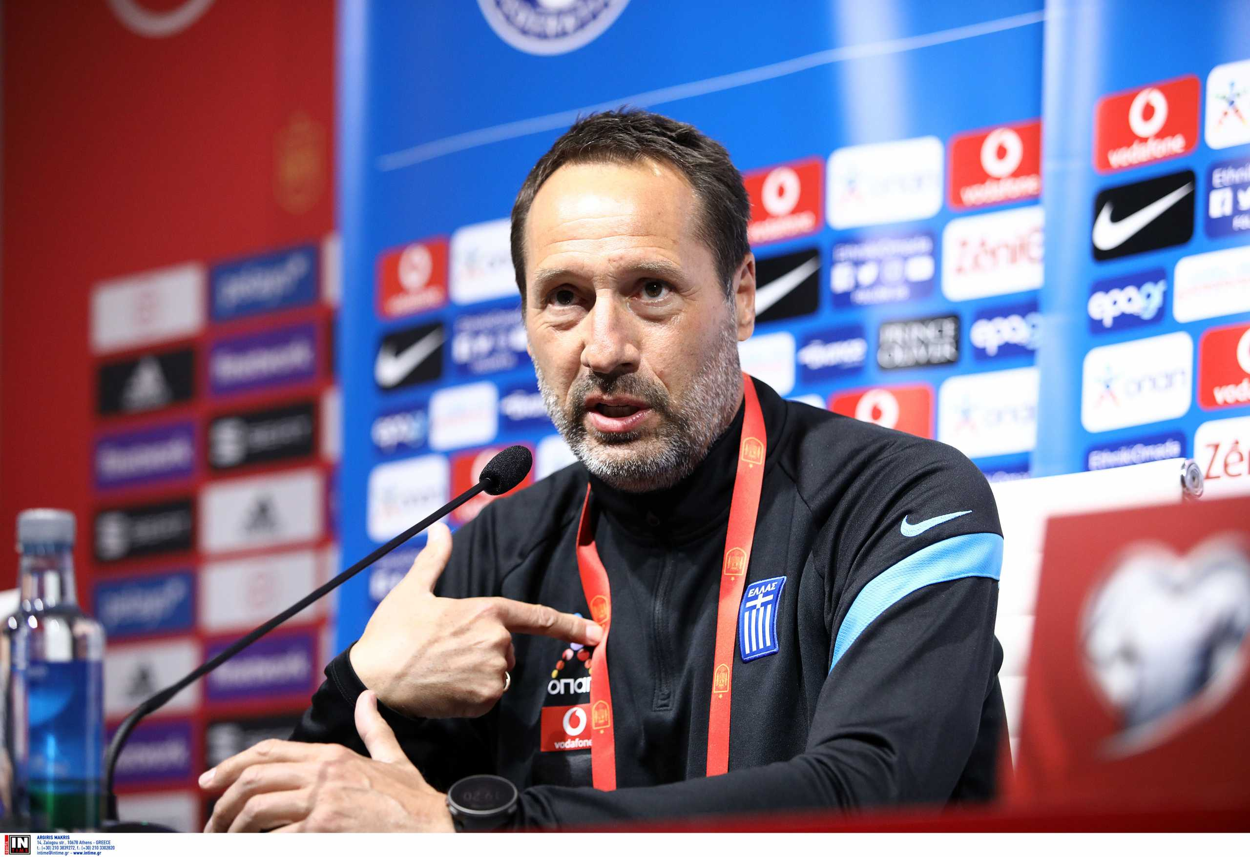 Φαν'τ Σιπ: «Εξαιρετικά ουσιαστικά τα ματς με Νορβηγία και Βέλγιο για την Εθνική»