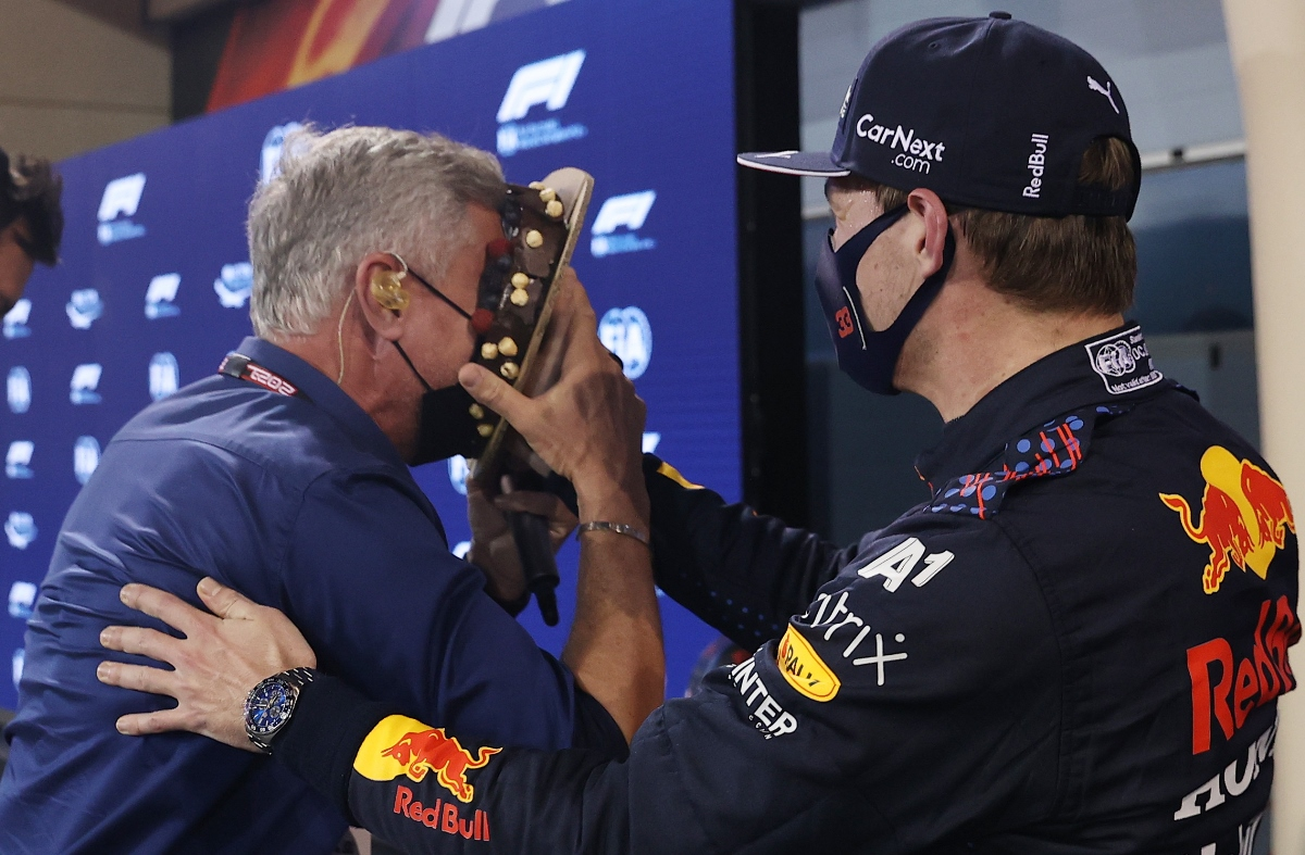 Formula 1: Στον Φερστάπεν η πρώτη pole position της χρονιάς – Έριξε τούρτα στον Κούλθαρντ (video)
