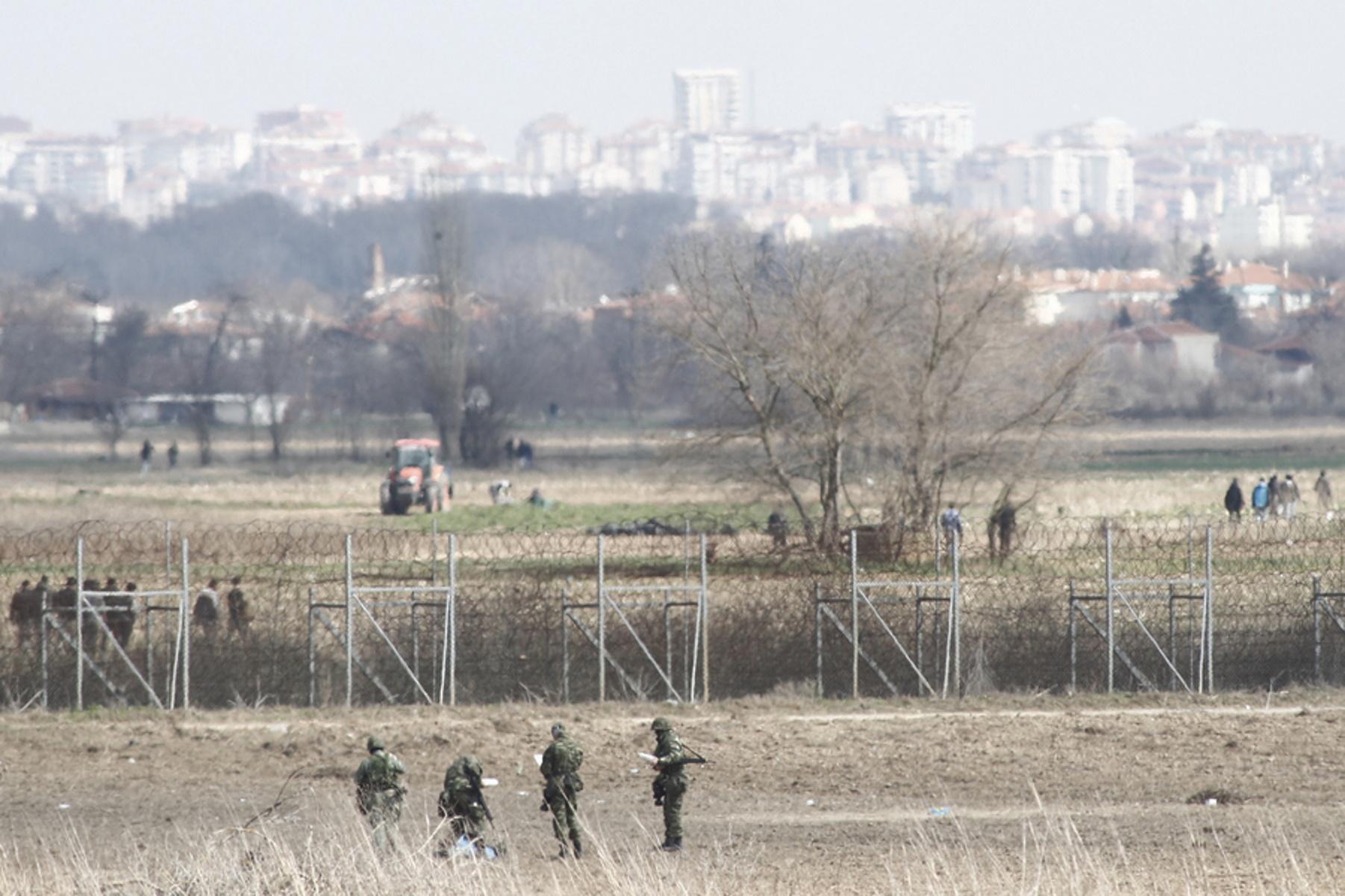 Αντιπεριφερειάρχης Έβρου: Συχνοί οι πυροβολισμοί από την τουρκική πλευρά