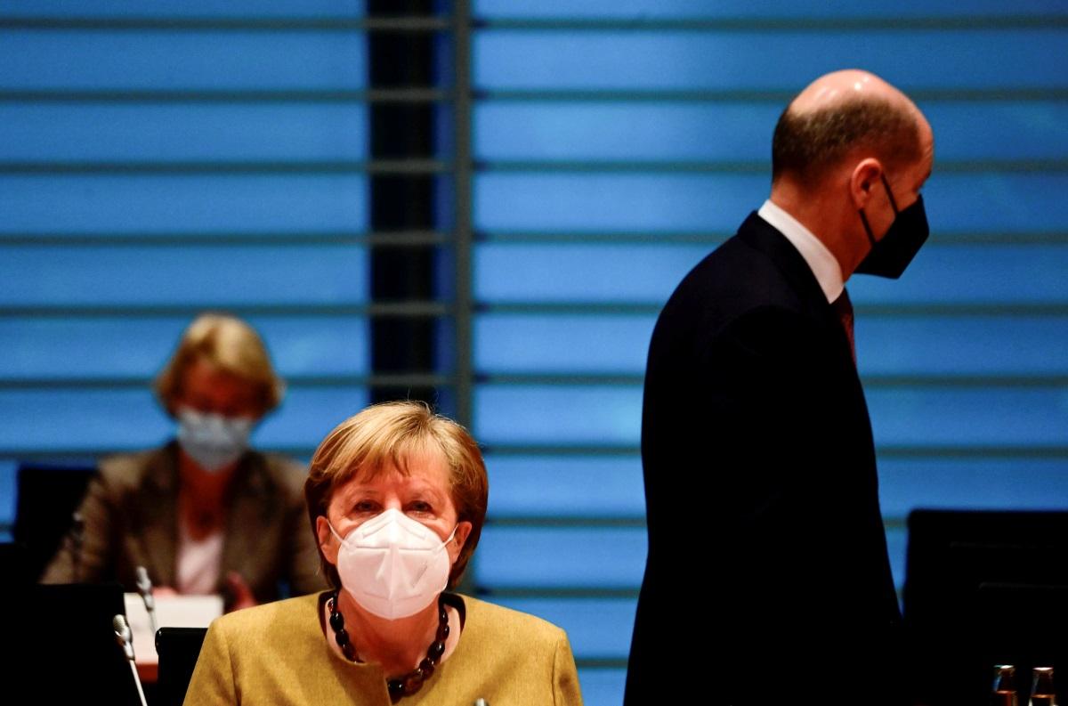 Γερμανία: Ένας στους δύο θεωρεί ότι  το CDU θα χάσει την εξουσία μετά την αποχώρηση της Μέρκελ