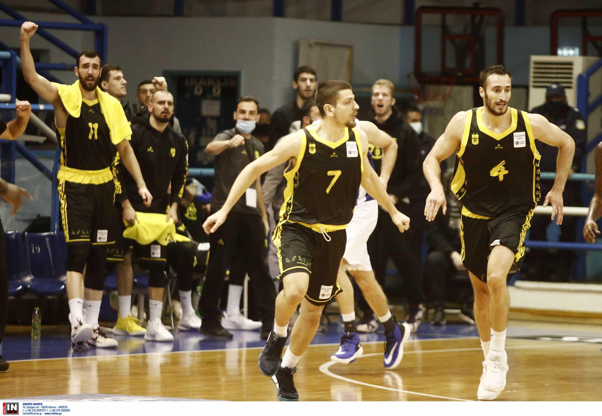 Basket League: «Αυτοκράτορας» ο Άρης συνέτριψε τον Ηρακλή στο Ιβανώφειο (video)