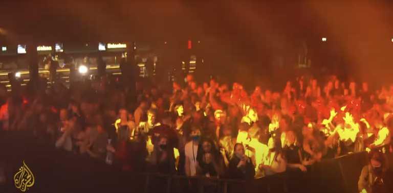 Ολλανδία: Διάλειμμα από το lockdown – Ζωντανό «covid free» πάρτι με 1.300 άτομα (video)