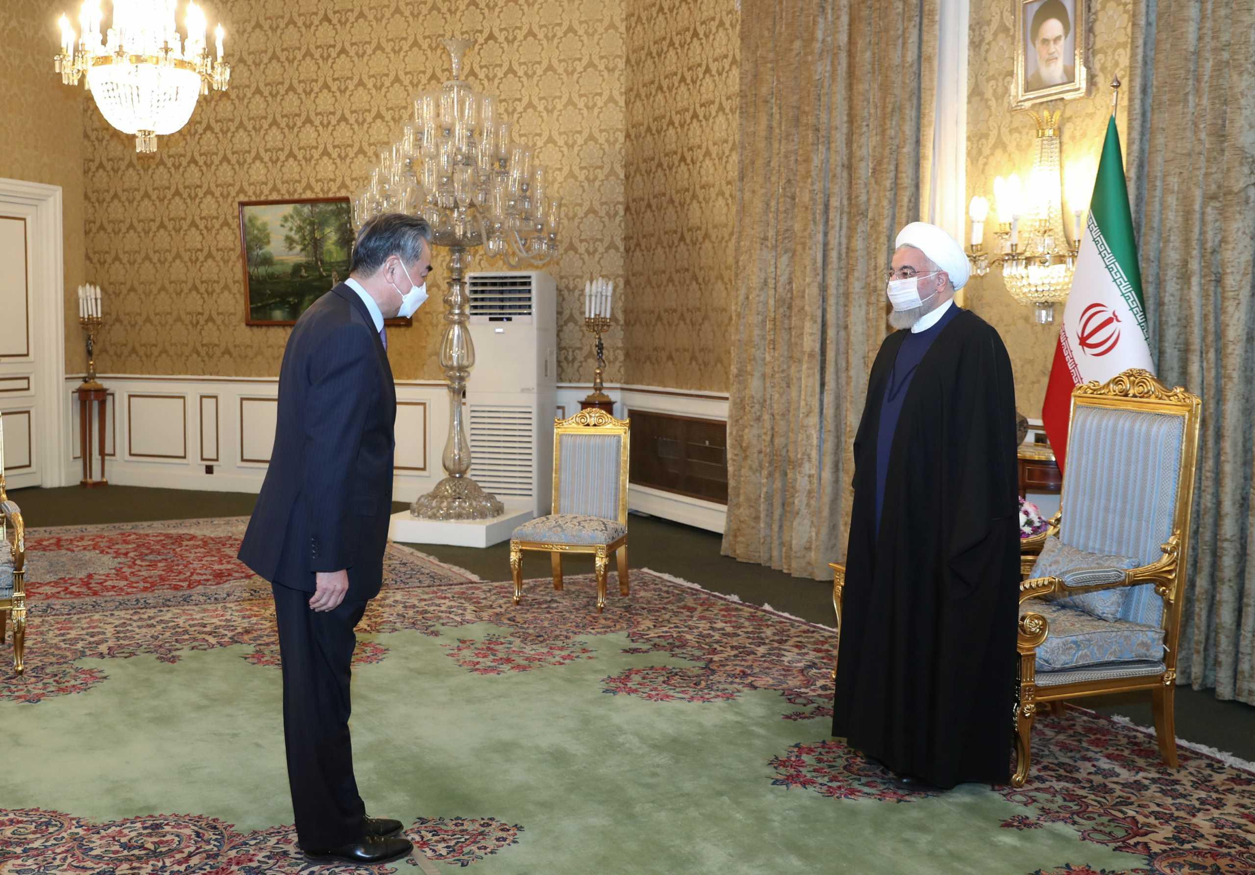 Κίνα και Ιράν υπέγραψαν 25ετή συμφωνία συνεργασίας