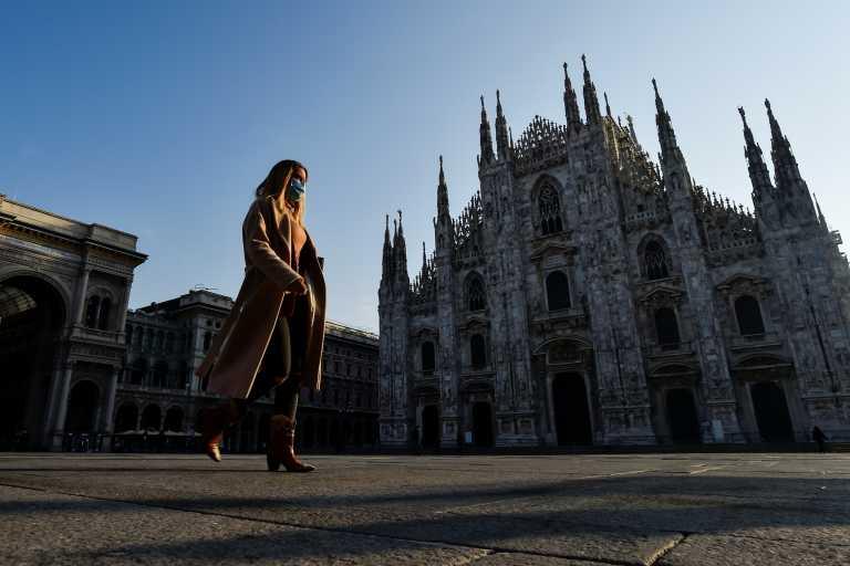 Κορονοϊός: Ραγδαία αύξηση των κρουσμάτων στην Ιταλία