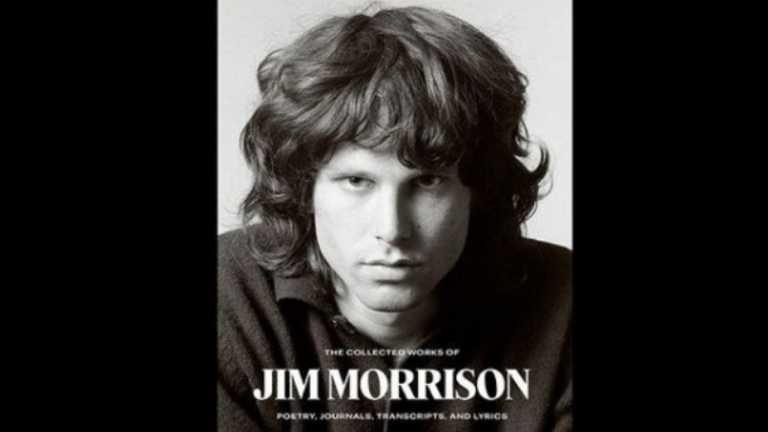 «The Collected Works of Jim Morrison»: Ανέκδοτη συλλογή του πρόωρα χαμένου σταρ των Doors