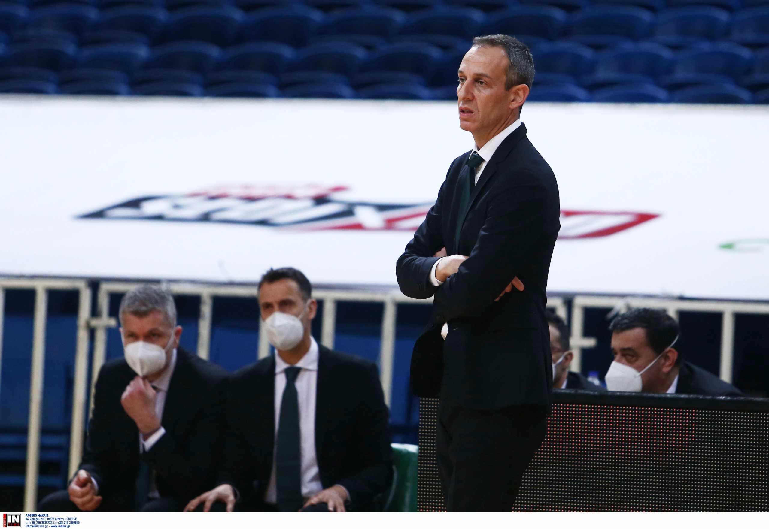 Κάτας: «Δεν θα ξέρω αν θα είναι έτοιμος ο Νέντοβιτς, αλλά δεν θα ρισκάρουμε»
