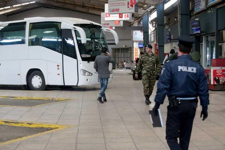 Ιωάννινα: Συνελήφθη οδηγός ΚΤΕΛ για παράνομη μεταφορά αλλοδαπών – Κατασχέθηκε το λεωφορείο