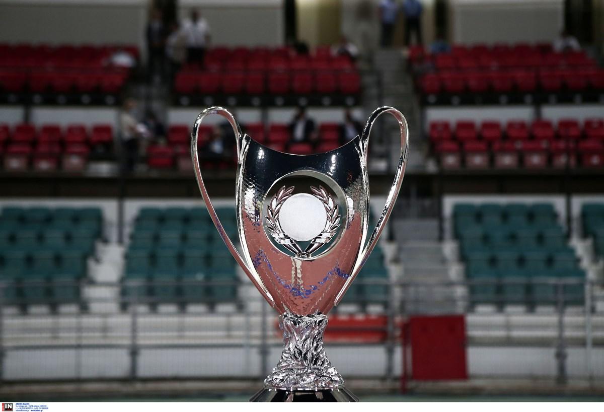 Ολυμπιακός: Πρόταση για αλλαγή στον τελικό του Κυπέλλου Ελλάδας