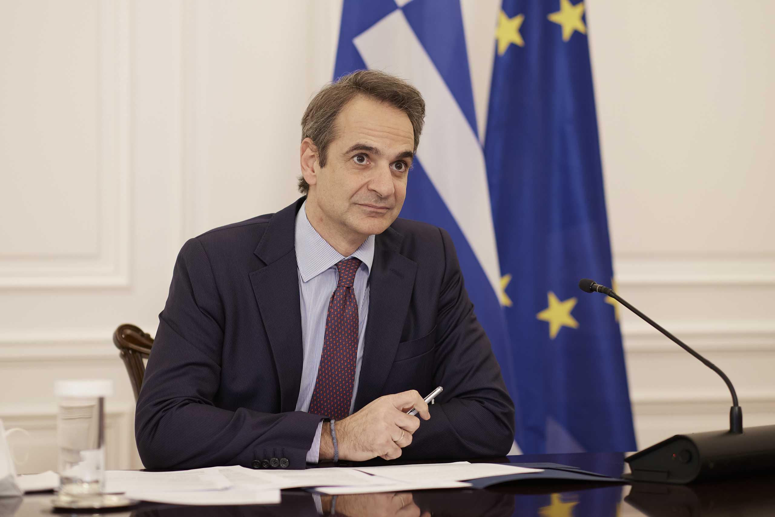 Μητσοτάκης: Οι δύο συμφωνίες με την Ευρωπαϊκή Τράπεζα Επενδύσεων αποτυπώνουν τη σύμπλευσή της με τις κεντρικές προτεραιότητες της κυβέρνησης