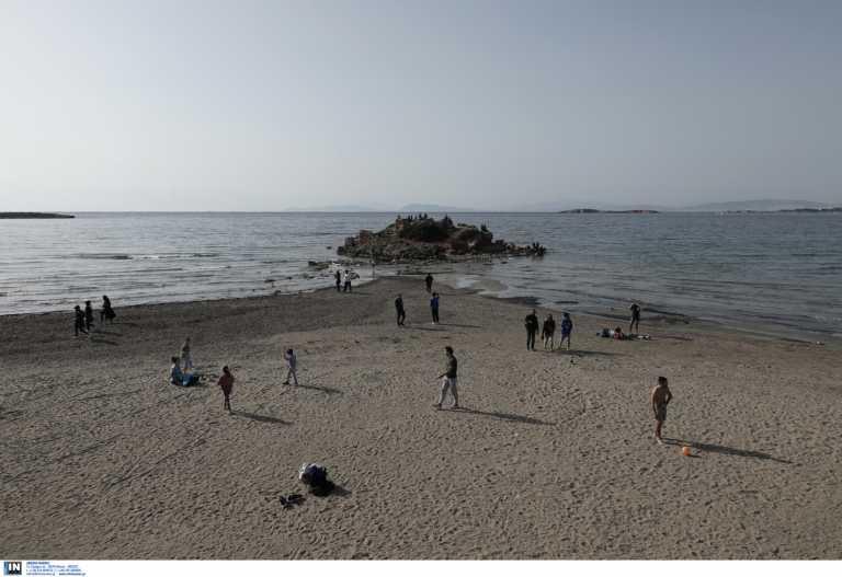 Το Καβούρι έγινε Μπαλί – Εικόνες που προκαλούν δέος