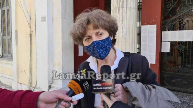 Στα Δικαστήρια Λαμίας η δικηγόρος του Κουφοντίνα – Τι ζήτησε για τον «Λουκά» της 17Ν (video)