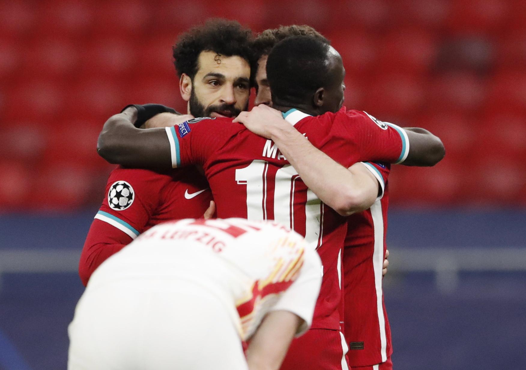 Champions League: Στο «ρελαντί» η Λίβερπουλ με 2/2 στους «8» (video)