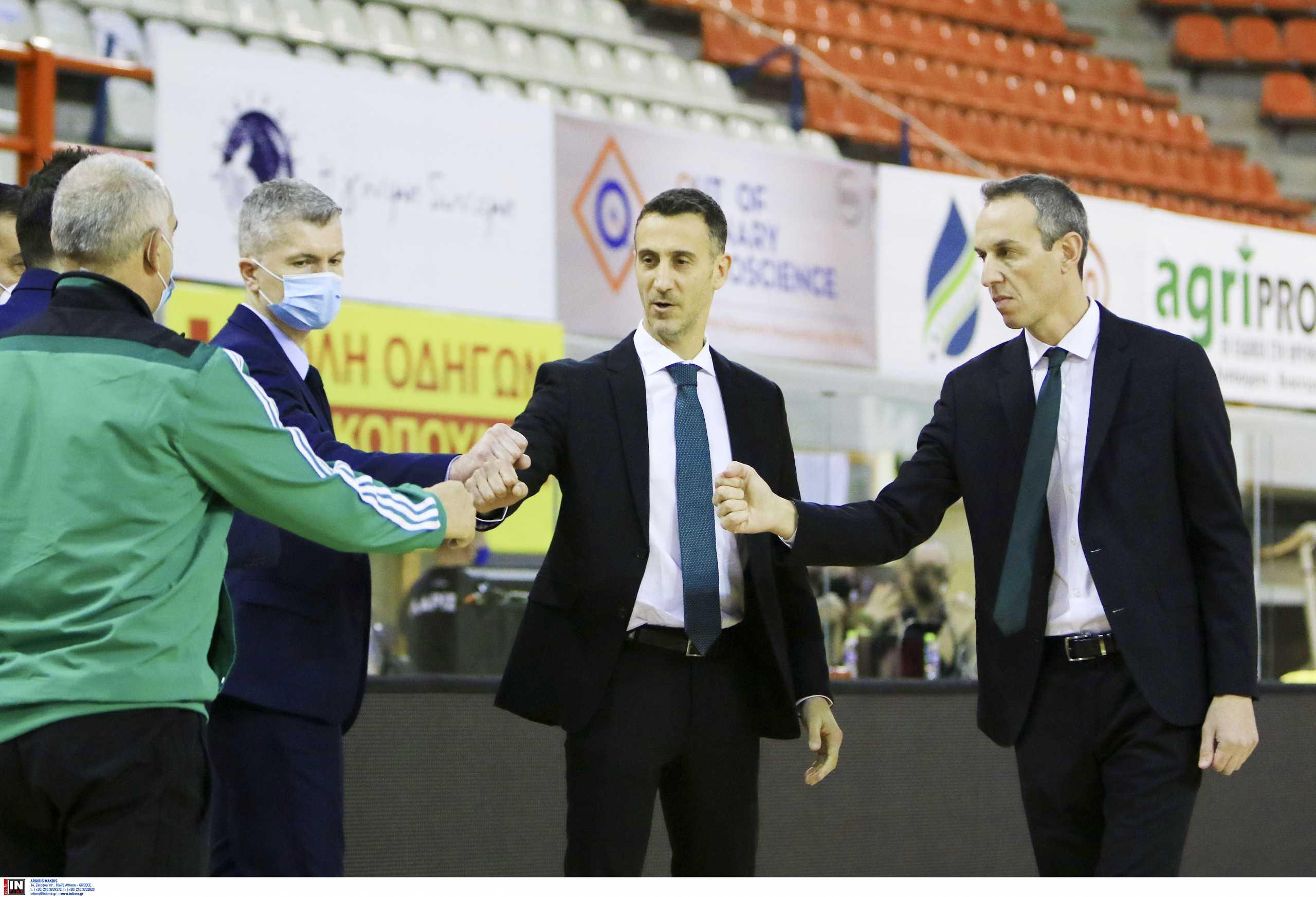 Παναθηναϊκός: «Ο Κάτας θέλει να φέρει κάτι που δεν έχουμε ξαναδεί στη Euroleague» είπε ο Λούμπιν