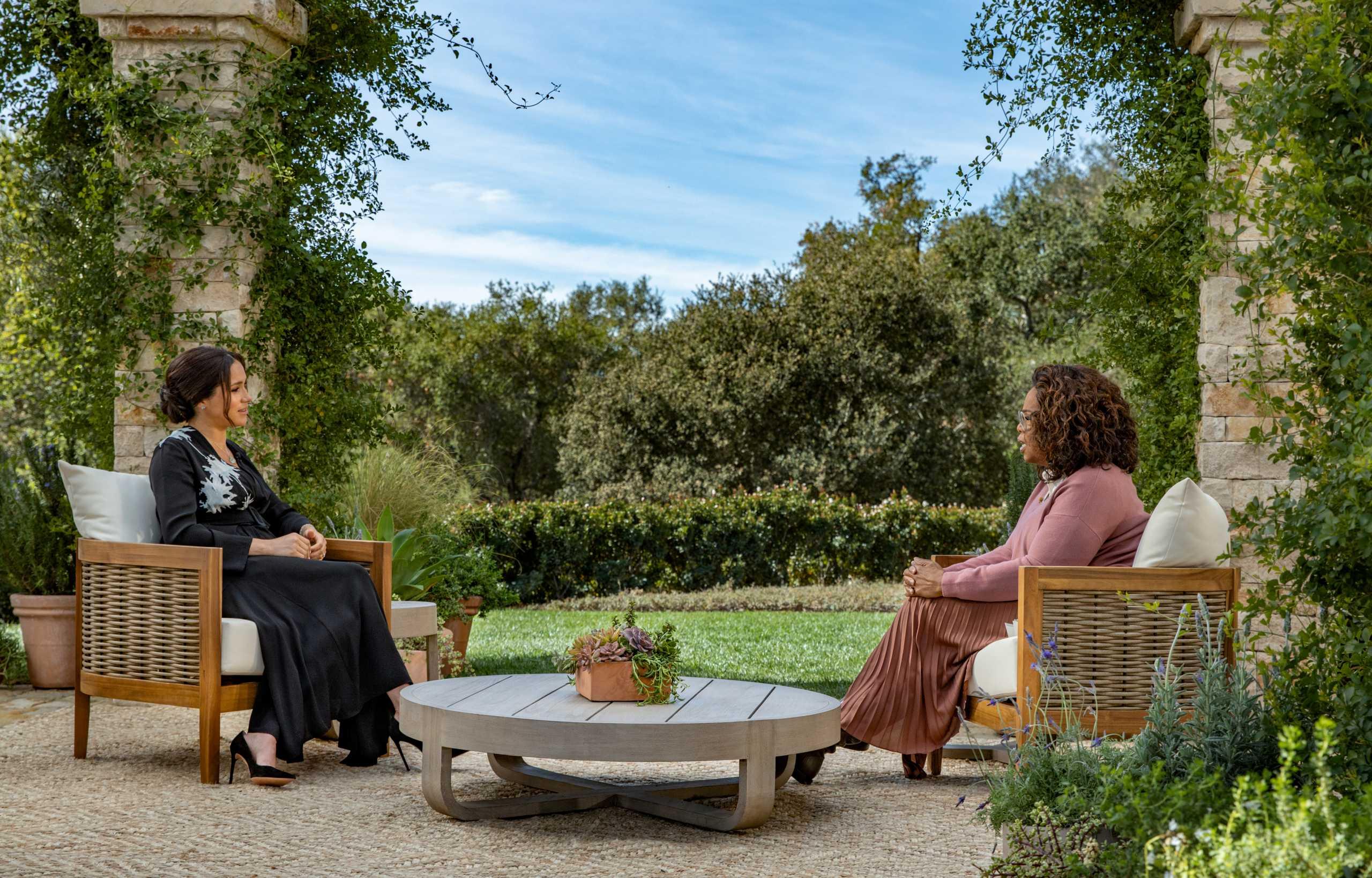 Μέγκαν Μαρκλ: Ο πατέρας της ζητά από την Όπρα να του πάρει συνέντευξη για τη σχέση τους (pics)