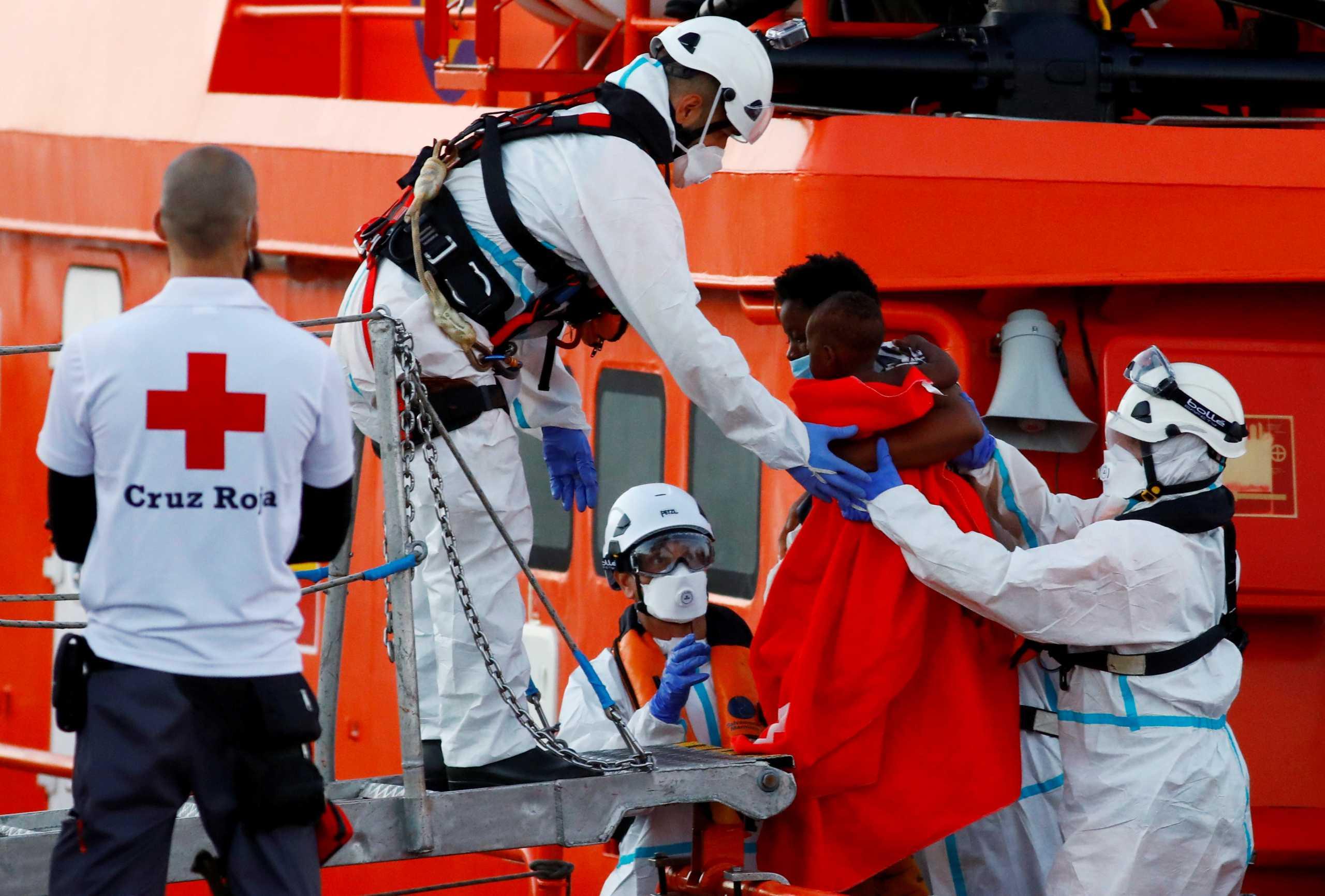 Ισπανία: Ξεψύχησε ένα 2χρονο κοριτσάκι μεταναστών που είχε διασωθεί στη θάλασσα
