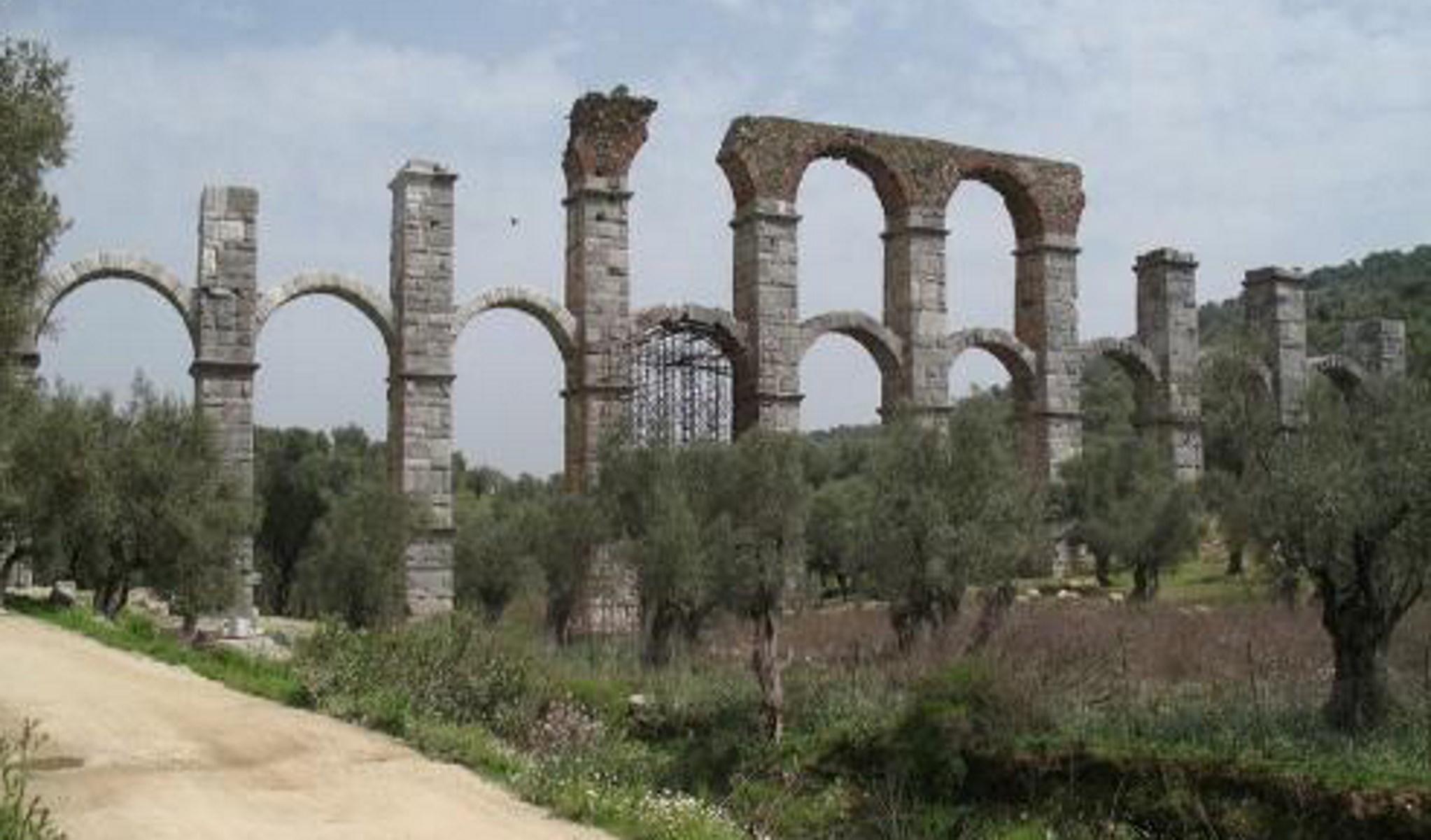 Ρωμαϊκό υδραγωγείο Μόριας: Αποκαθίσταται ένα από σπουδαιότερα έργα της αρχαιότητας (pics)