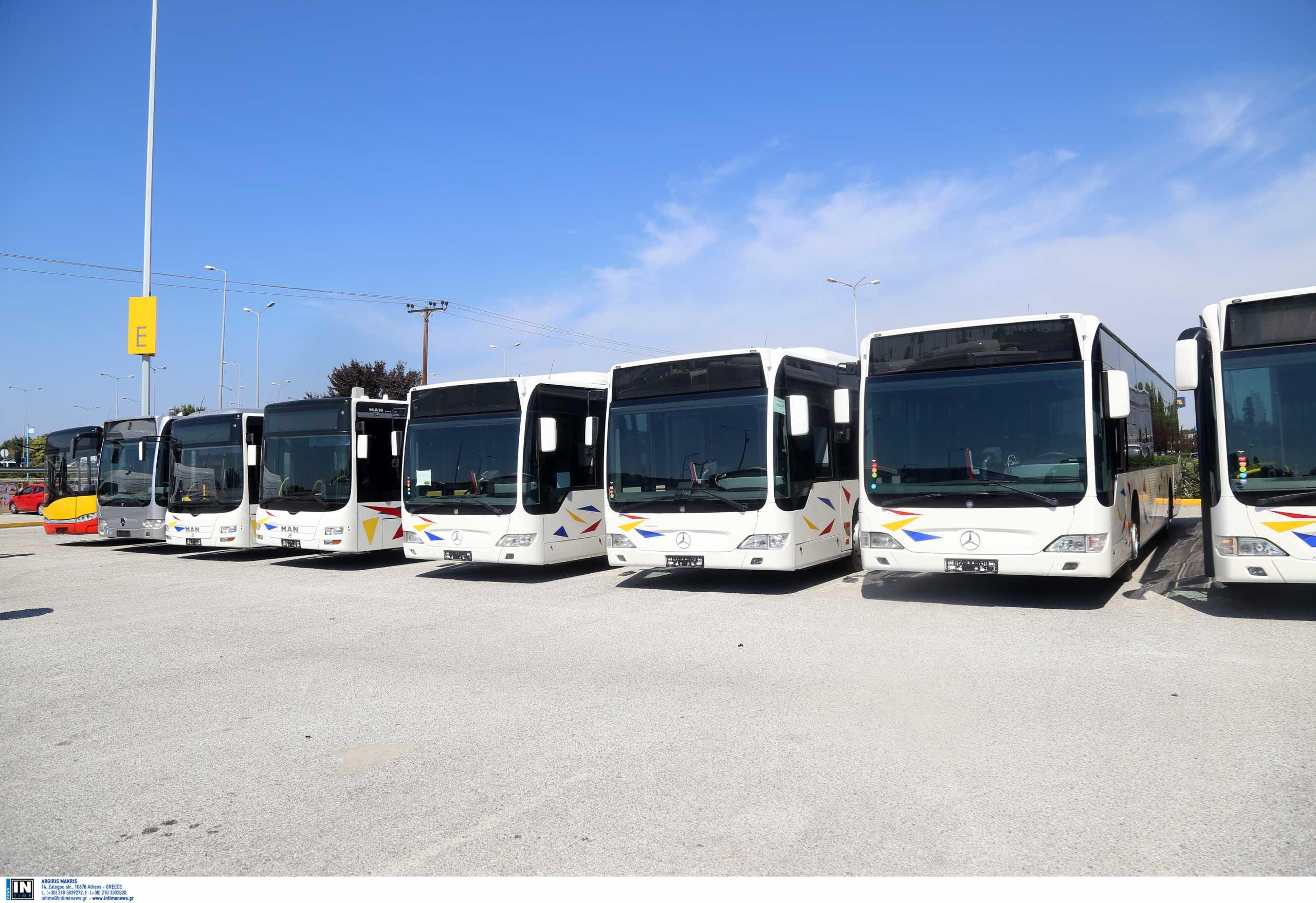 Υπουργείο Μεταφορών: Αρχίζει η δημόσια διαβούλευση για την προμήθεια 800 νέων λεωφορείων
