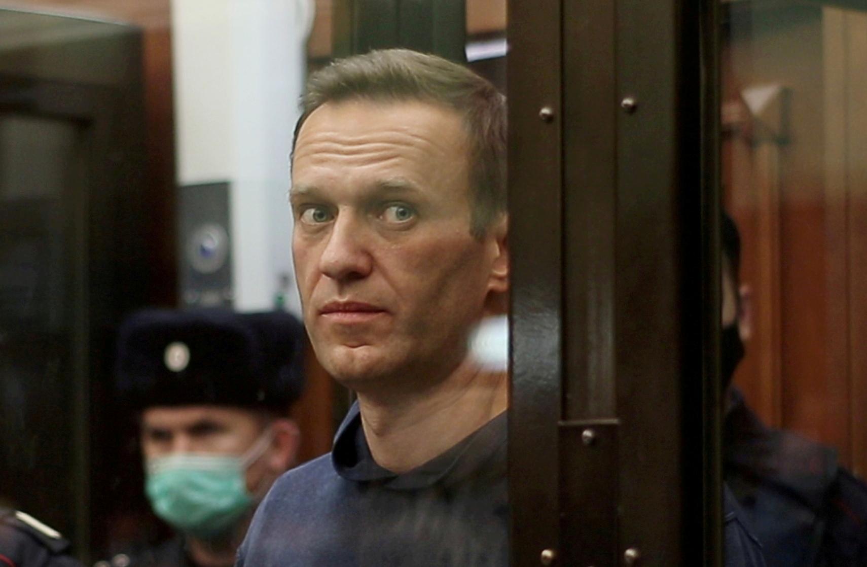 Ρωσία: Απεργία πείνας ξεκίνησε ο Ναβάλνι ζητώντας να τον επισκεφθεί γιατρός