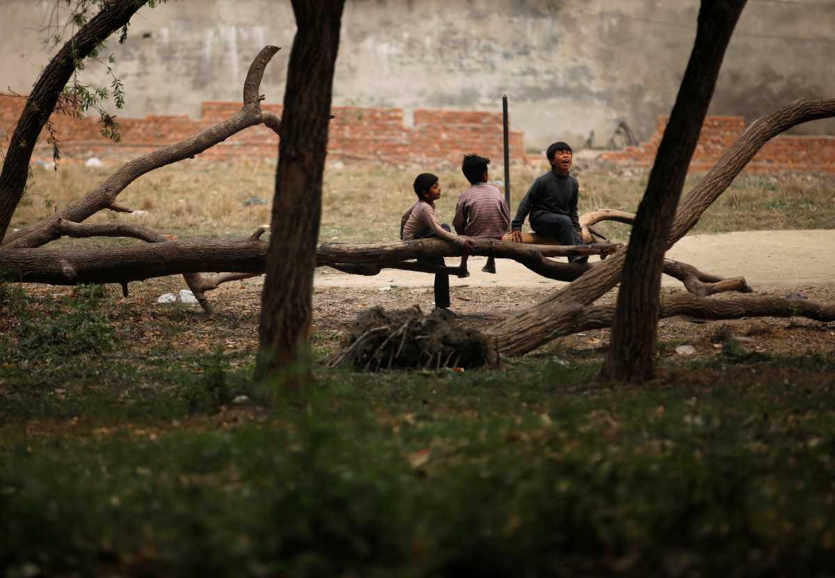 Νεπάλ: Λουκέτο στα σχολεία λόγω των υψηλών επιπέδων ατμοσφαιρικής ρύπανσης (pics)