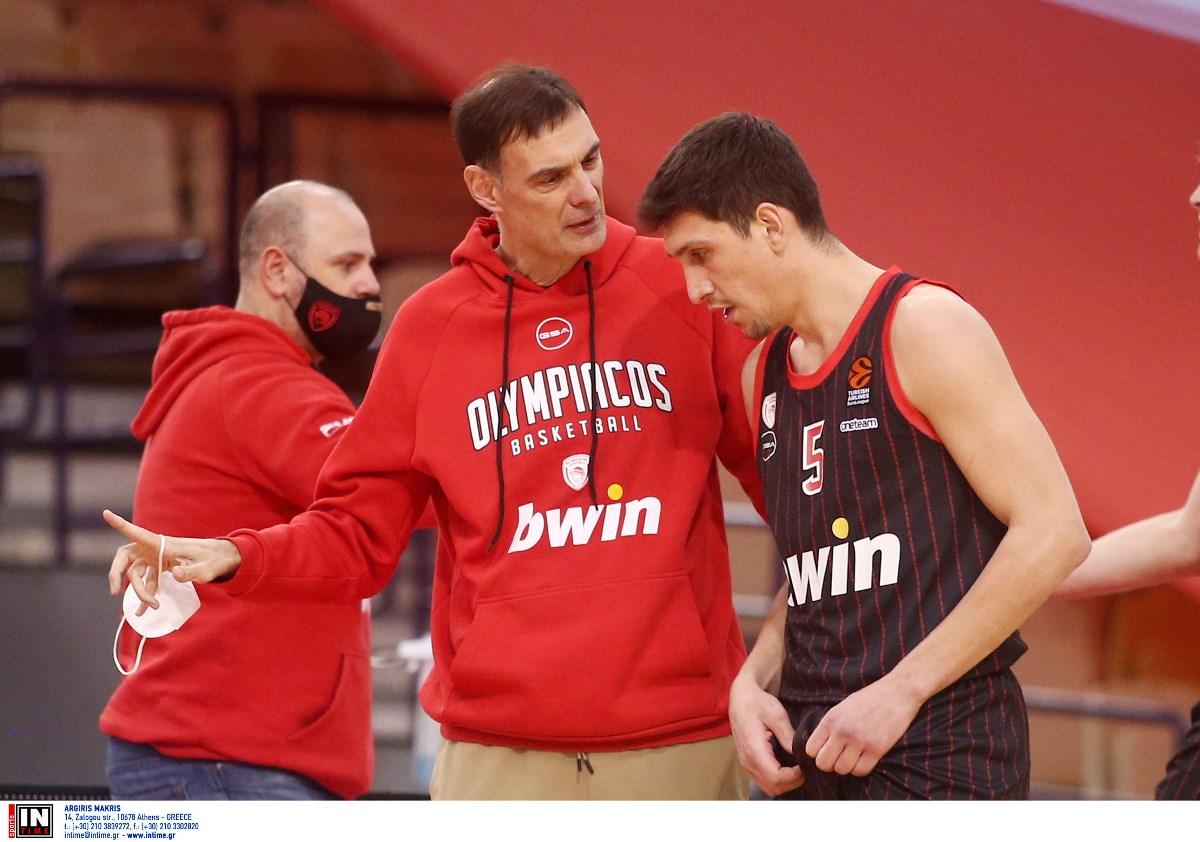 Αθλητικές μεταδόσεις με Ολυμπιακός – Φενέρμπαχτσε (26/03)