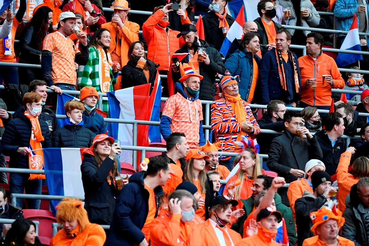 Εuro: Τουλάχιστον 12.000 θεατές σε κάθε ματς στο Άμστερνταμ το καλοκαίρι