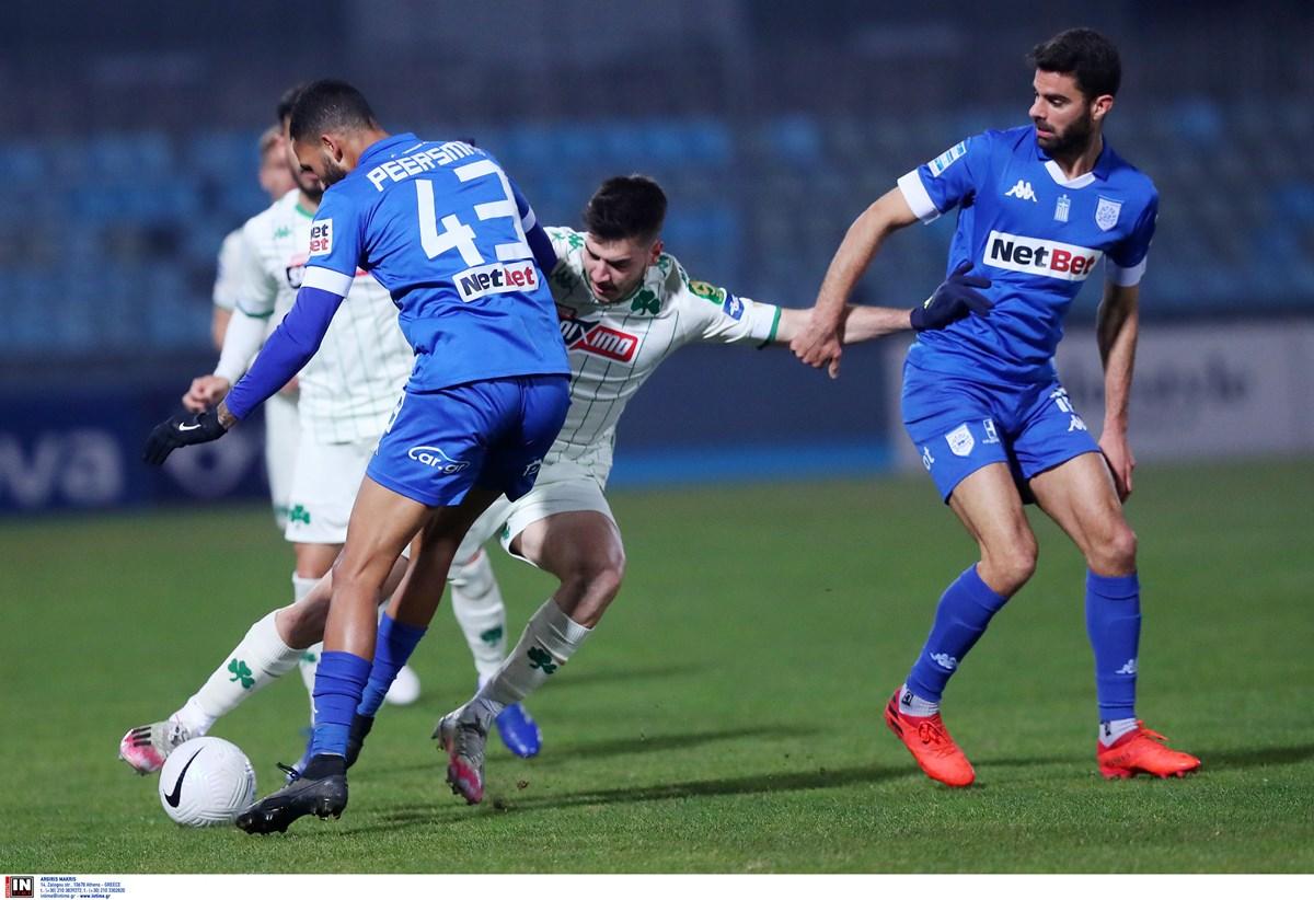 """ΠΑΣ Γιάννινα – Παναθηναϊκός 1-0 ΤΕΛΙΚΟ Τρίτη ήττα από τον """"Άγιαξ"""""""