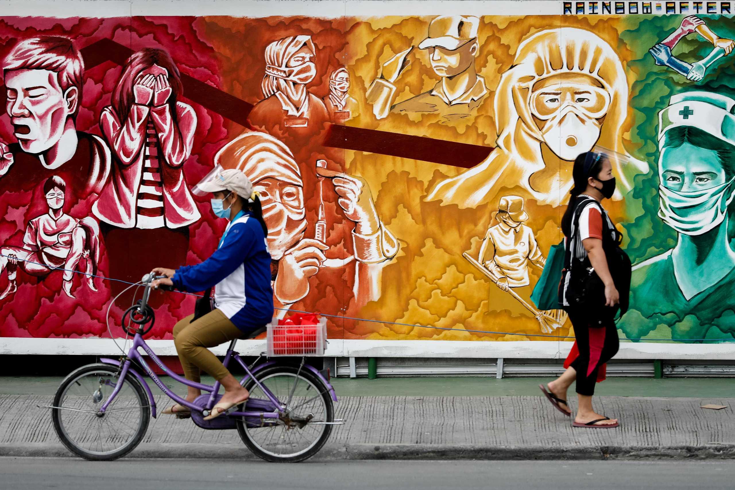 Μετάλλαξη κορονοϊού: «Έφθασαν» και στις Φιλιππίνες τα πρώτα κρούσματα του νοτιοαφρικανικού στελέχους