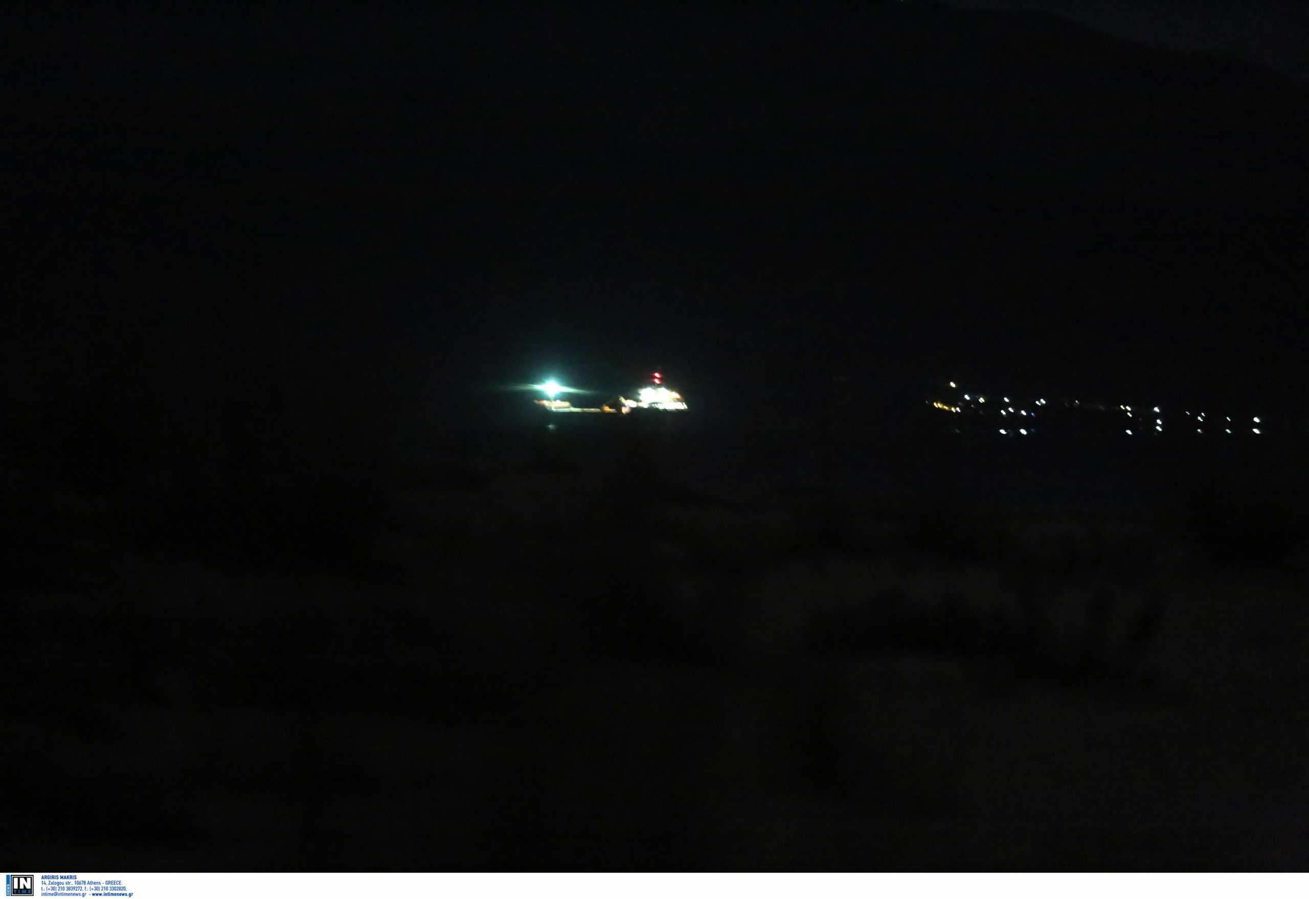 Μπλακ αουτ στο πλοίο Aqua Blue – Ακινητοποιήθηκε μεσοπέλαγα τη νύχτα (vid)