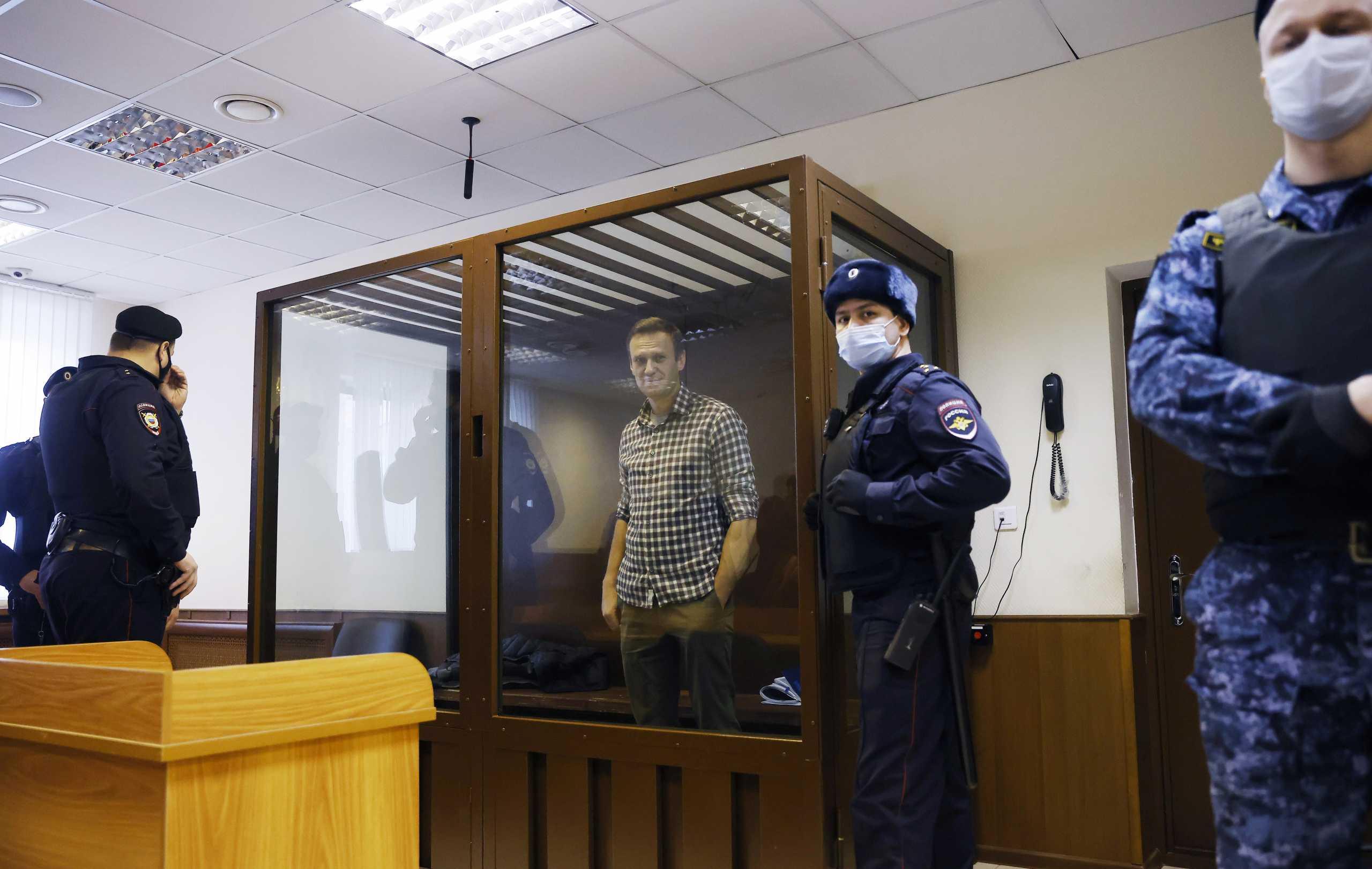 Αλεξέι Ναβάλνι: «Δεν αντιμετωπίζει σοβαρά προβλήματα υγείας» λέει η Μόσχα