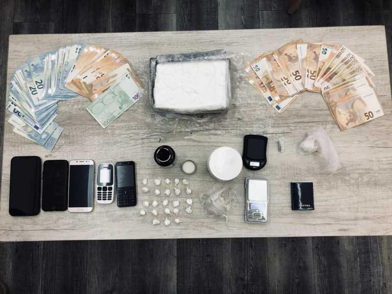 Σπείρα «έσπρωχνε» κοκαΐνη στην Πάτρα – 60 «πελάτες» στην ατζέντα του κυκλώματος (pic, vid)