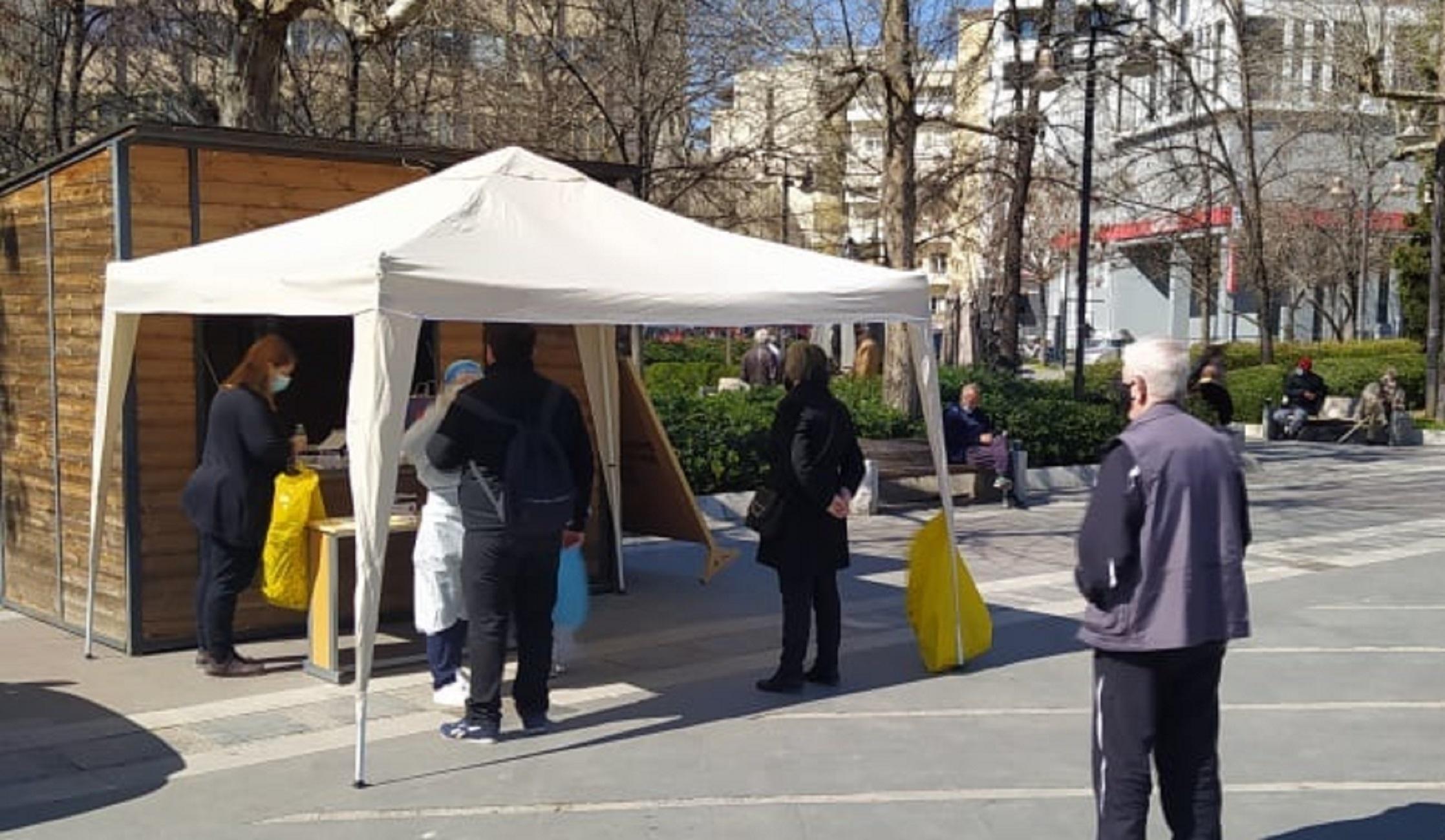 Κορονοϊός: 169 κρούσματα ανίχνευσαν τα rapidtest του ΕΟΔΥ σε 71 περιοχές της χώρας